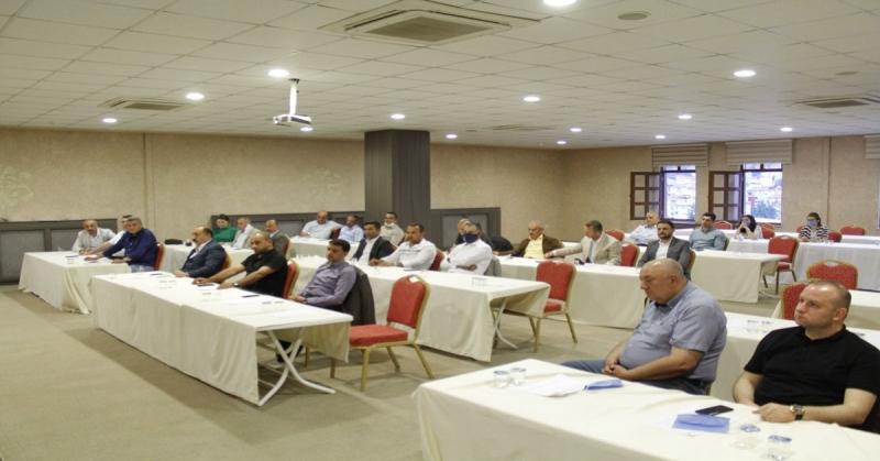 Amasya Ticaret ve Sanayi Odası Olağan Meclis Toplantısını Gerçekleştirdi