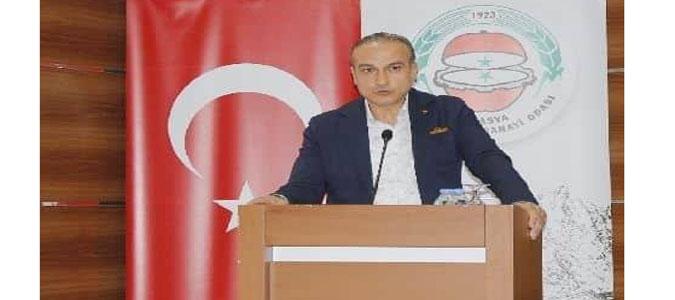 Amasya Ticaret ve Sanayi Odası Meclis Toplantısını Gerçekleştirdi