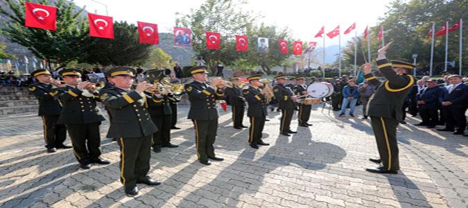 Amasya Tugay Komutanlığı Bandosundan Konser