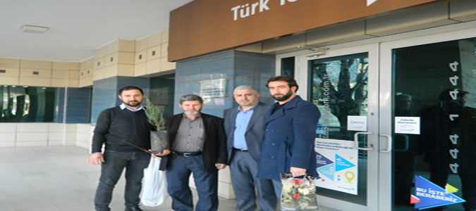 Amasya Türk Telekom İl Müdürlüğü'nden Ücretsiz Fidan