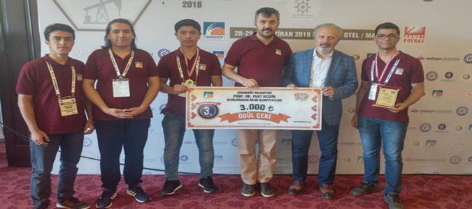 Amasya Türk Telekom Anadolu İmam Hatip Lisesi Öğrencilerinden Büyük Başarı