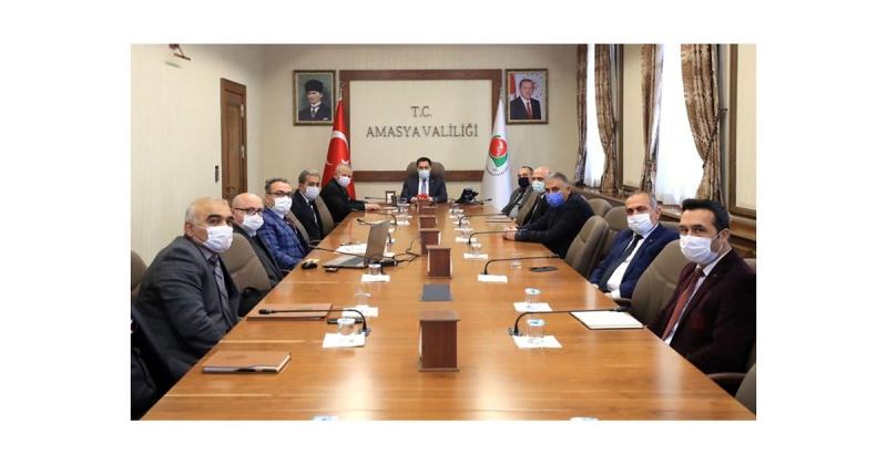 Amasya, 'Üç Boyutlu Kadastro ve Gayrimenkul Değerleme Projesi' ile Türkiye'de Pilot İl Oldu