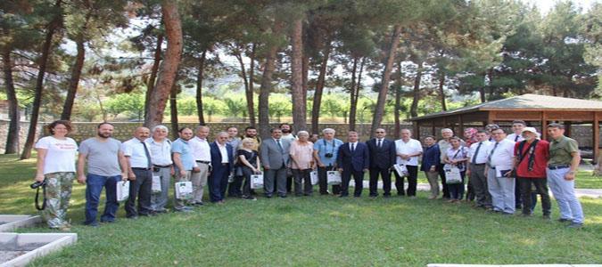 Amasya Üniversitesi Rektörü Elmacı Basınla Bir Araya Geldi