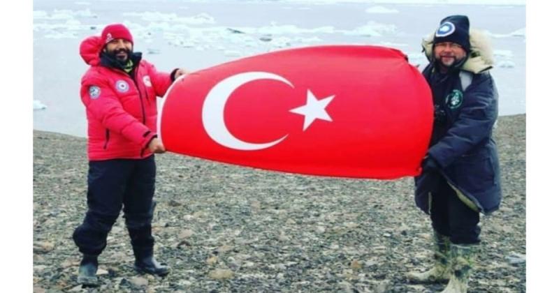 Amasya Üniversitesi 'Ulusal Kutup Programı' Kutup Araştırmaları Projesine Dahil Oldu