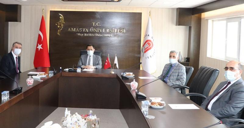 Amasya Üniversitesi Lavanta Üretiyor