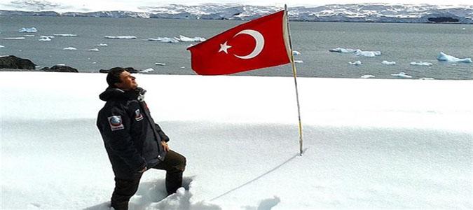 Amasya Üniversitesi 3. Ulusal Antartika Bilim Seferinde