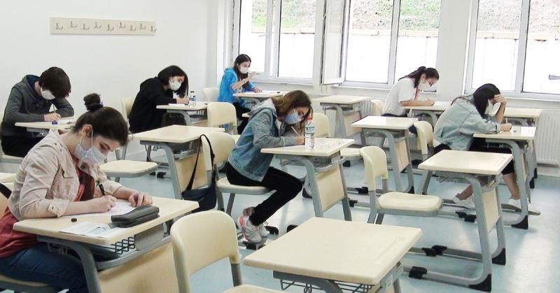 Amasya Üniversitesi Yabancı Diller Yüksekokulu İngilizce Yeterlilik Sınavı Yapıldı