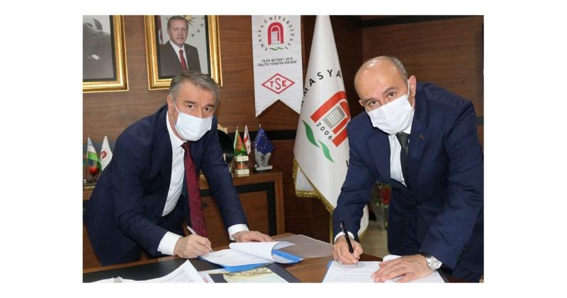 Amasya Üniversitesi ile Gençlik ve Spor İl Müdürlüğü Arasında Protokol İmzalandı