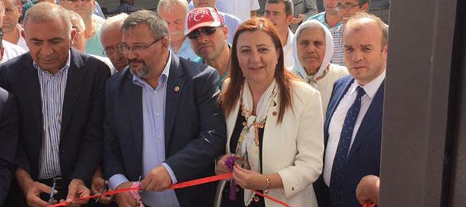 Amasya Yağcıabdal Köyü Cem Evi Törenle açıldı.