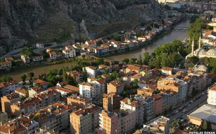 Amasya'da 2020 Yılı Nisan Ayında 165 Konut Satıldı