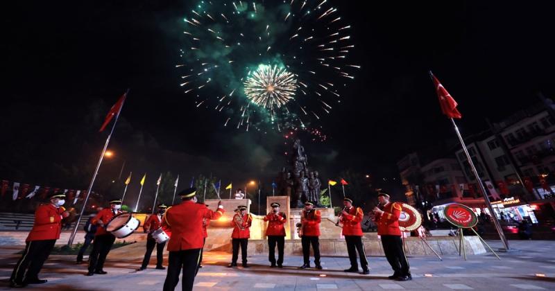 Amasya'da 29 Ekim Cumhuriyet Bayramı Kutlama Etkinlikleri İcra Edildi