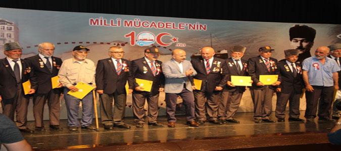 Amasya'da Milli Mücadele'nin 100. Yılına Özel Pul Sergisi Düzenlendi.