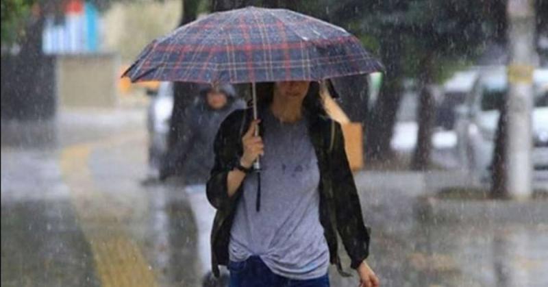 Amasya'da Pazartesi Gününden İtibaren Serin ve Yağışlı Hava Geliyor