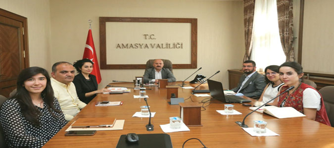 Amasya'da Sanal Gerçeklik Müzesi Kurulacak