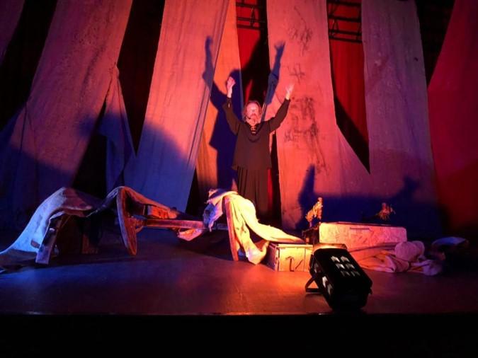 Amasya'da Tiyatro Rüzgarı