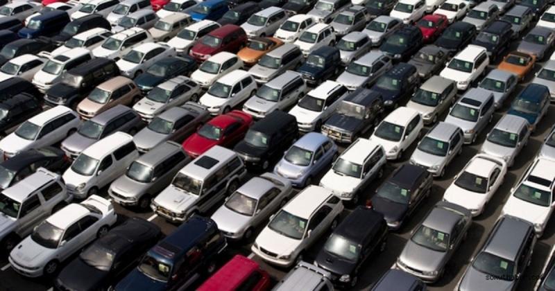 Amasya'da Trafiğe Kayıtlı Araç Sayısı 123 bin 485 Oldu