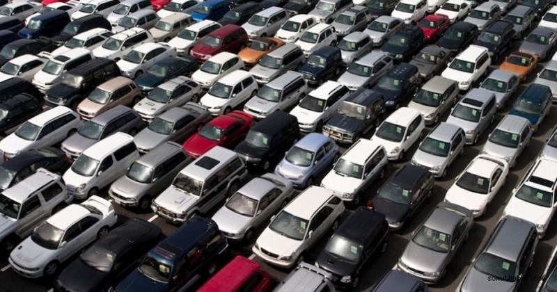 Amasya'da Trafiğe Kayıtlı Araç Sayısı 122 bin 457 Oldu