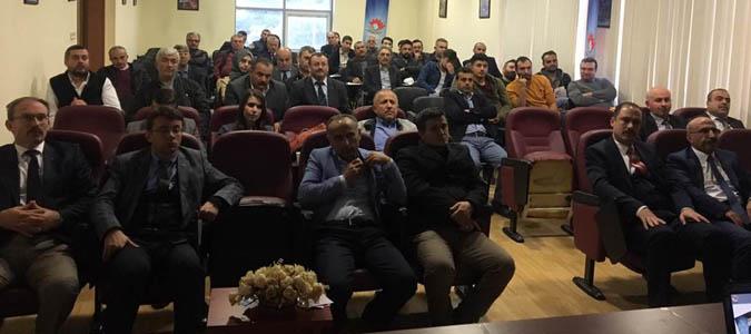 Amasya'da Ürün Güvenliği Haftası Etkinlikleri Düzenlendi
