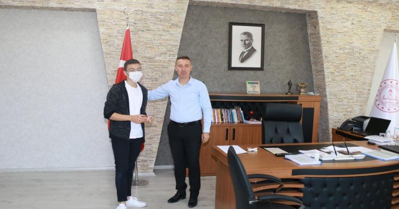 Amasya'dan LGS'de Türkiye Birinciliği