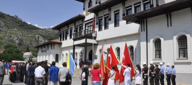 Amasya'nın 98. Yıl Gururu