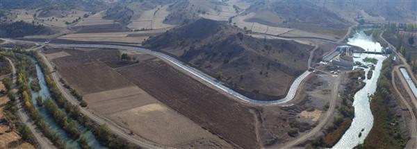 Amasya'nın Bereketli Toprakları Suyla Buluşuyor