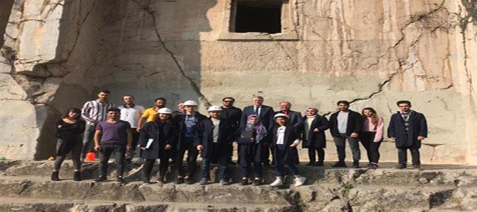 Amasya'nın Tarihi Gün Yüzüne Çıkıyor