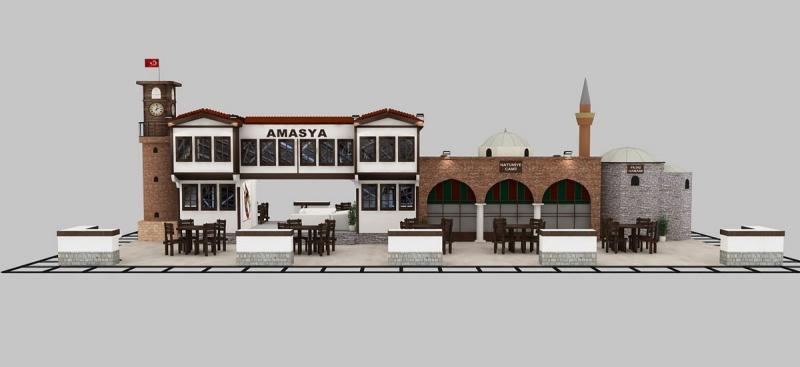 Amasya'nın Travel Turkey İzmir Fuarında Temsil Edilmesine Yönelik Hazırlıklar Tamamlandı
