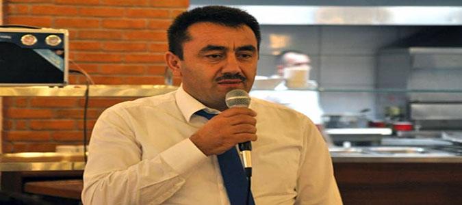 Amasya'nın Yeni Müftüsü Durmuş Ayvaz Oldu