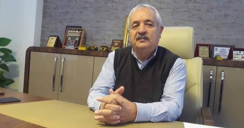 Amasyaspor Kulüp Başkanı Ali İhsan Üzüm Oldu