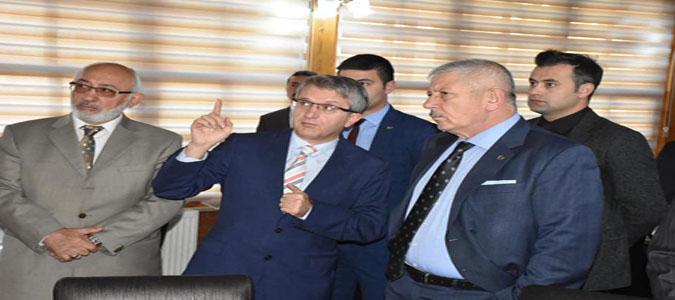 Amasya'ya Yeni İmar Planı