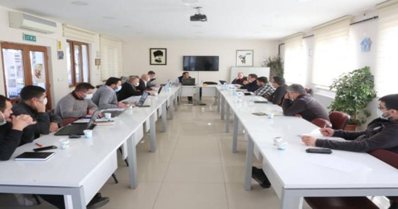 Amesia Süt Tesisi Projesi Final Toplantısını Yaptı