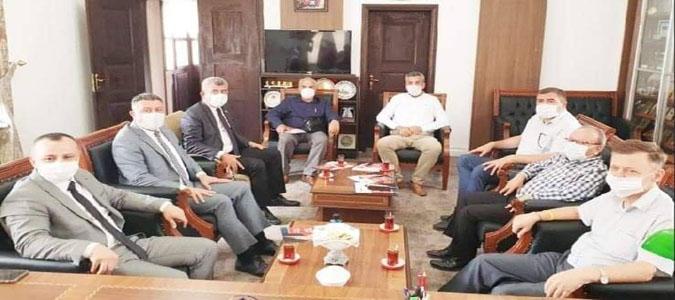 Atıcı; 'Merzifon'un Demokrasi Anlayışı, Türkiye Karnesinin Üzerinde'