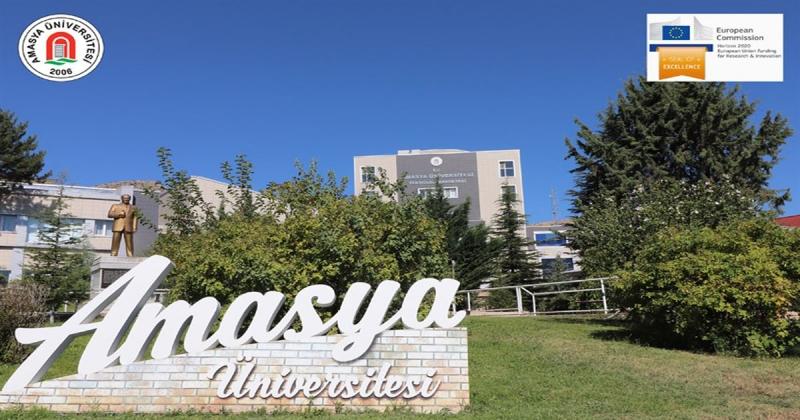 Avrupa Komisyonu'ndan Amasya Üniversitesi Öğretim Üyesinin Projesine Mükemmeliyet Mührü