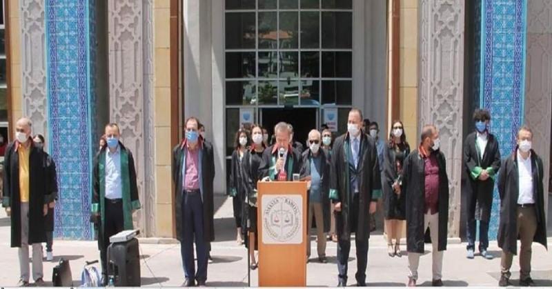 'BAROLARIN VE AVUKATLARIN SUSTURULMASINA NEDEN OLACAK TÜM GİRİŞİMLERİ REDDEDİYORUZ'