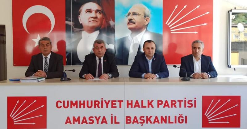 Başkan Ferahoğlu, Amasya Belediyesinin 2020 Yılı Faaliyetleri İle ilgili Basın Açıklaması Yaptı