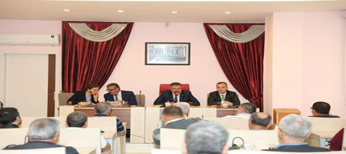 Başkan Kargı Taksicilerle İstişare Toplantısı Gerçekleştirdi