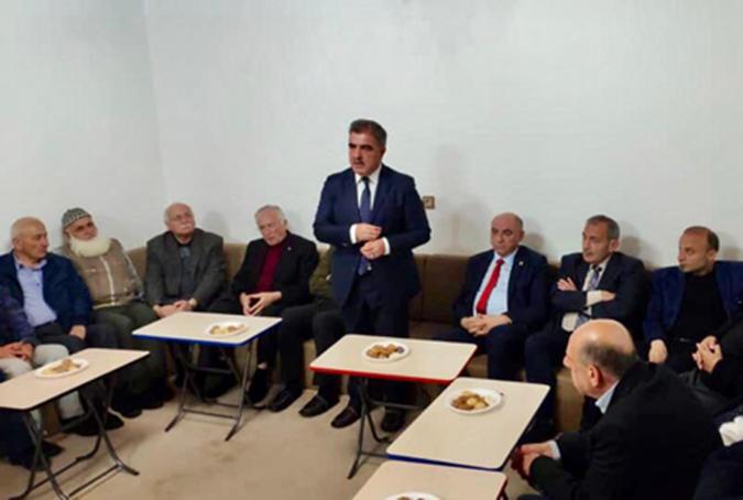 Başkan Özdemir: 'İnşallah Amasyalılarla Yola Devam'