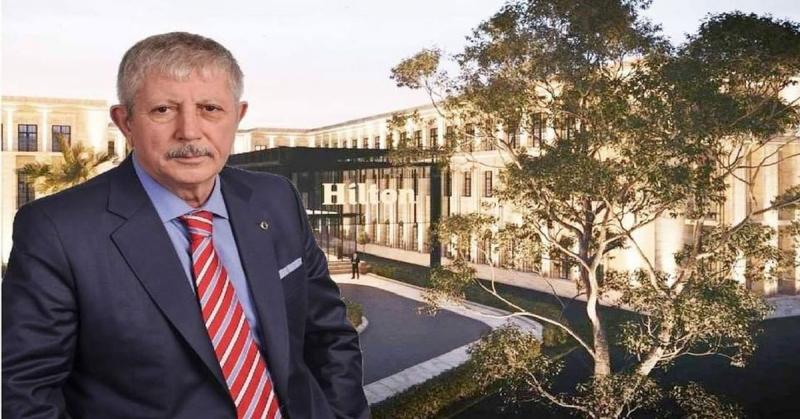 Başkan Sarı; '2022'nin İlk Aylarında Hilton Oteli Amasya'da Hizmet Verecek'