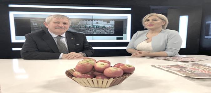 Başkan Sarı, BenguTürk Tv'de Dünya Gündemini Değerlendirdi