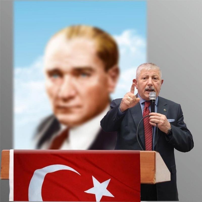 Başkan Sarı: 'KKTC Kıbrıs Türklüğünün teminatı, şehitlerimizin emanetidir'