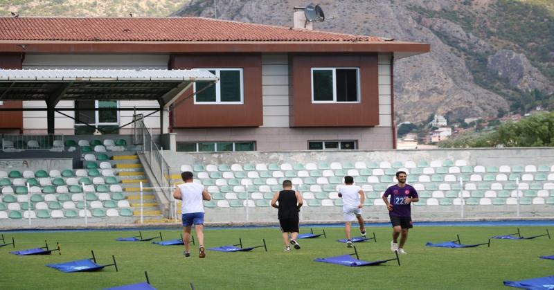 Beden Eğitimi ve Spor Öğretmenliği Bölümü İçin Ter Döktüler