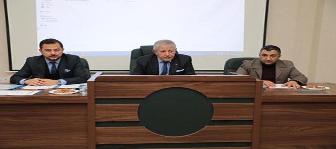 Belediye Meclisi 2020 Yılı İlk Toplantısını Gerçekleştirdi
