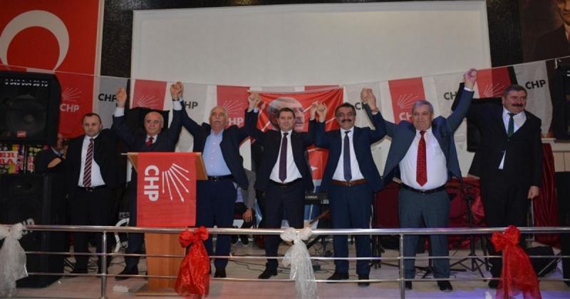 CHP Amasya 37. İl Kongresi 23 Şubat'ta Yapılacak