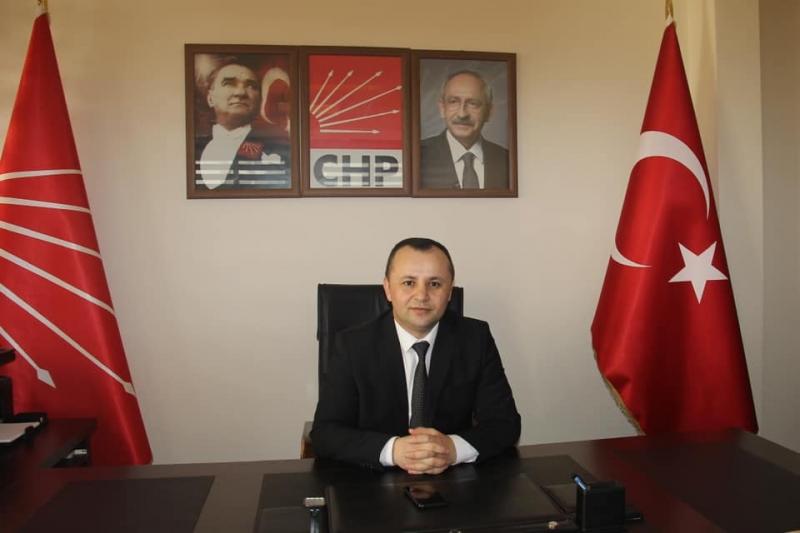 CHP Amasya İl Başkanı Av. Turgay Sevindi'nin Gazeteciler ve Basın Bayramı Mesajı
