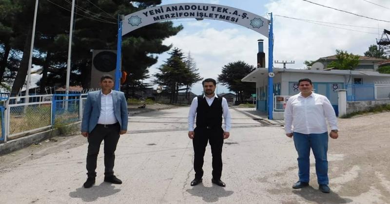 CHP Gençlik Kolları; 'İthal İşçi İstemiyoruz'