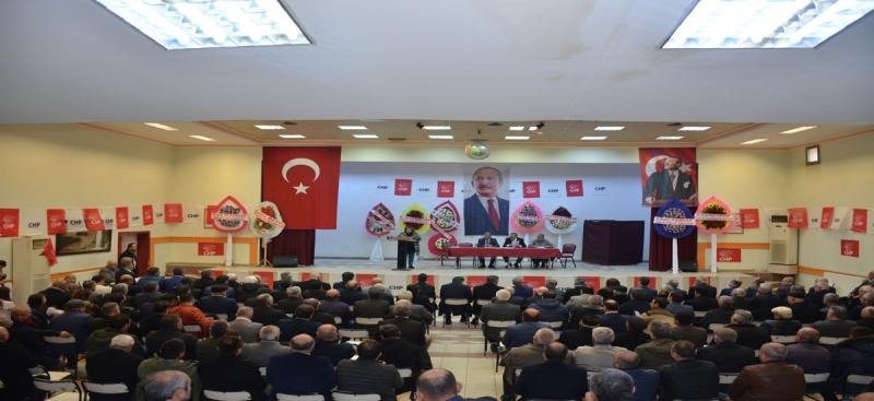 CHP Gümüşhacıköy, Hasan Topal ile Devam Dedi