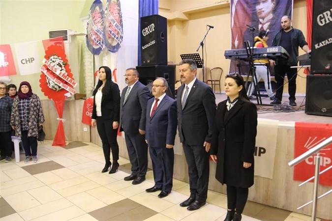 CHP Merzifon İlçe Teşkilatı ve Kadın Kolları 8 Mart Dünya Kadınlar Günü Etkinği Düzenledi