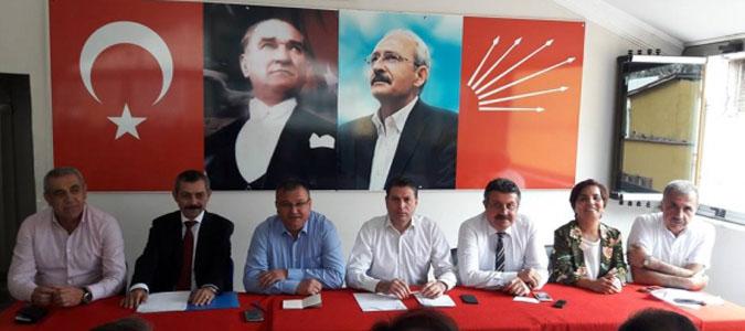 CHP seçim startını verdi