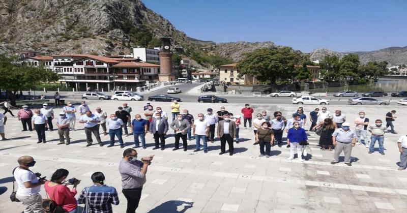 CHP'den, 81 İlde Eş Zamanlı Basın Açıklaması