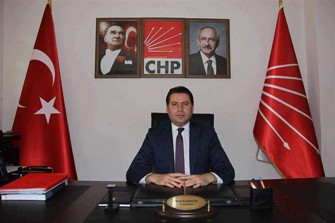 CHP'den Basın Açıklaması